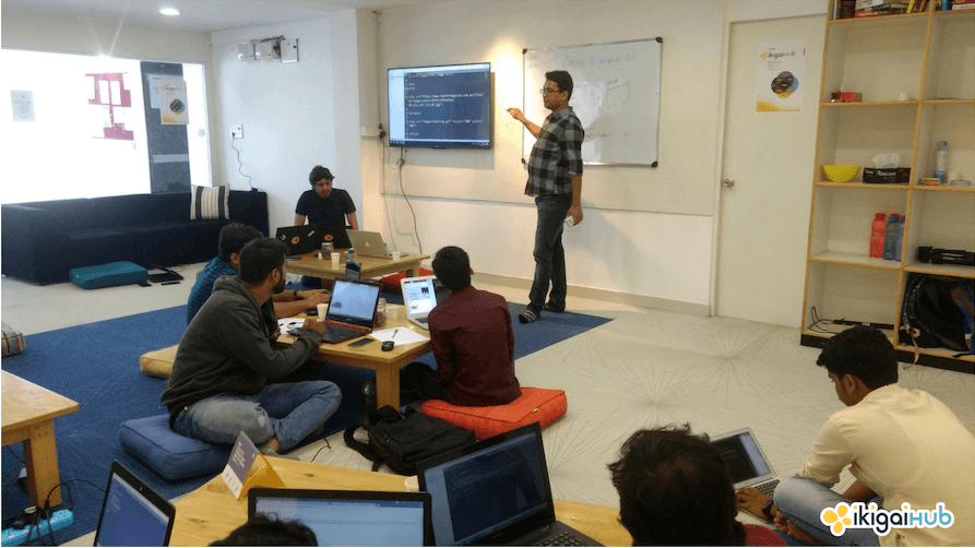 ikigaiHub Website Development 101 Bootcamp-October 2018